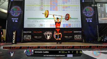 Olympic Hopefuls Debut at World Weightlifting Championships