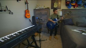 Young 'Motown' Star Dreams Big