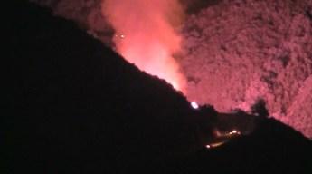 Crash Near San Gabriel Dam Kills 1, Sparks Brush Fire
