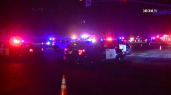 Two CHP Officers  Injured in a Pursuit From OC to the San Diego County Coast