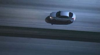 High-Speed Chase Ends In Take-down in Monterey Park