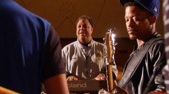 School Security Officer Doubles as Music Teacher
