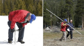 With Deeper Snowpack, CA Prepares to Ease Goals