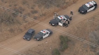 Slow-Speed Chase Ends with Arrest Near Palmdale