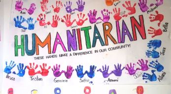 The Learning Experience: Preschoolers Learn to be Humanitarians