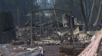 Residents Displaced by Valley Fire Count Blessings