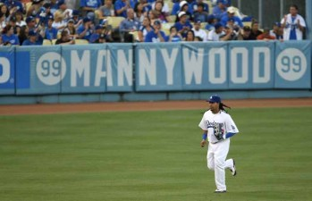 Manny No Longer on Dodger Payroll
