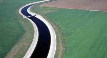 Sinking Land Threatens Vital California Water Canal