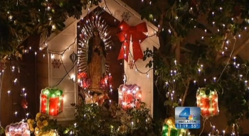 Generations of Holiday Cheer in El Monte