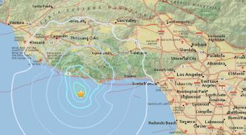 Magnitude-3.3 Earthquake Rattles Off Coast of Malibu