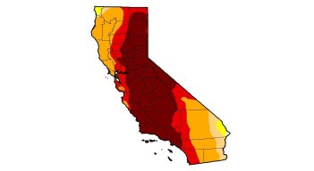 """Exceptional"" Drought Expands in Sierras"