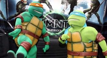 Cowabunga: Open Casting Call for Ninja Turtles Movie
