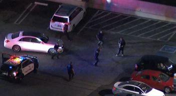Officers Take Down Driver in Stolen Mercedes Pursuit