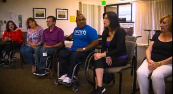 Triumph Foundation Provides Hope to the Paralyzed