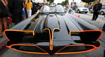Original Batmobile Up for Auction