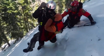 Training Exercise Becomes Real-Life Rescue