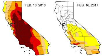 Storms Land Another Knockout Punch to California Drought