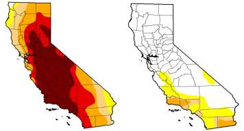 More than 90 Percent of California is Out of Drought