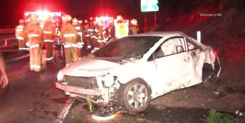Man Killed in West LA Crash ID'd