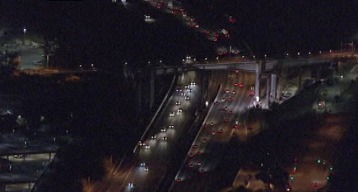 Overnight 405 Closures Set for Weekend