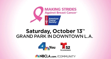 Breast Cancer Walk 2018 PSA