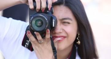 'Hire Her' Program Works to Teach Girls How to Get Photo Jobs