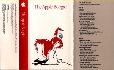 Apple's Rare '80s Music Album Surfaces