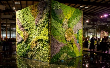 Mega Nature: San Francisco Flower Show