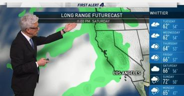 PM Forecast: Clouds and Cool Temps All Week