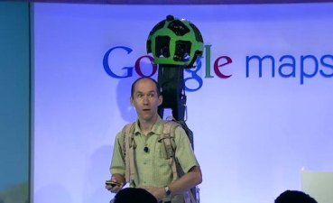 Google Shrinks Street View Tech Into Backpack