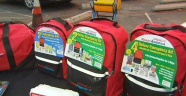 Preparing for Earthquakes: Quake Kits