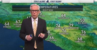 PM Forecast: Comfortable Days Ahead