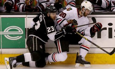 Kings Lose 4-3 to Blackhawks in Game 6