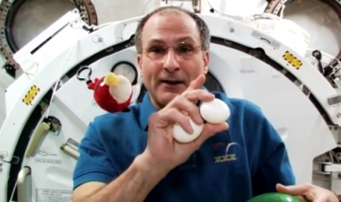 NASA Takes Angry Birds to Space