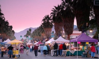 Palm Springs Gem: Thursday Night VillageFest