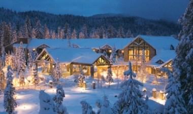 Healthy Living Retreat at Tenaya Lodge