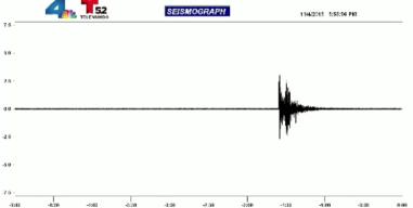 Preliminary Magnitude-2.3 Earthquake Rattles Fontana