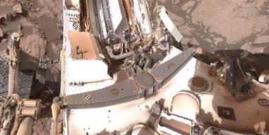 NASA, Zuckerberg, Share Stunning 360-Degree Mars Video