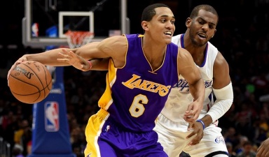 CP3's Clippers Beat Clarkson's Lakers