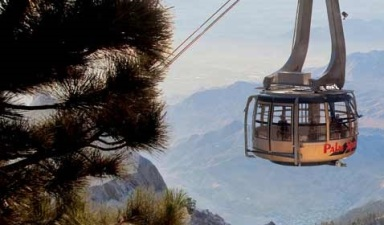 Reopening: Palm Springs Aerial Tramway