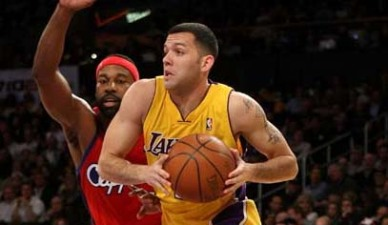 "Farmar: ""I Missed Being a Laker"""
