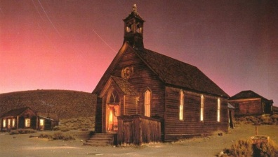 Rare Chance: See Bodie Ghost Town by Night