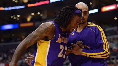 Lakers-Spurs Game 2: Jordan Hill Returns