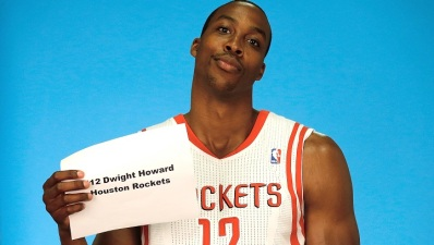 Lakers Take on Dwight Howard, Rockets