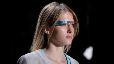Hackable Google Glass