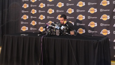 Lakers Exit interviews: Part 1