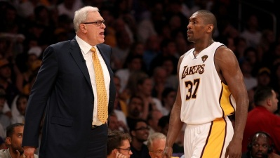 World Peace Instagrams, Phil Jackson Tweets