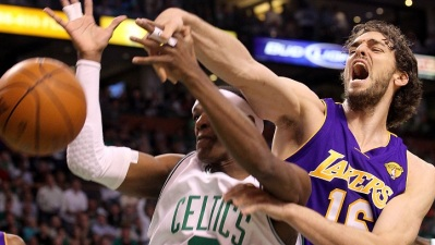 Lakers at Celtics: Rivalry Game