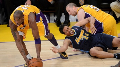 Steve Blake Injured, Kobe Bryant To Play Point Guard