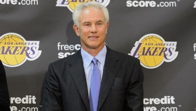 Lakers Agree to Extension With GM Kupchak